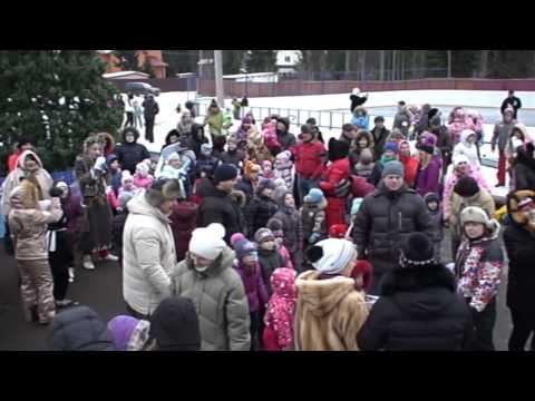 Embedded thumbnail for Новогодний детский утренник 2014